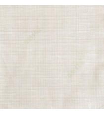 Beige cream color vertical texture stripes fine texture poly cotton main curtain