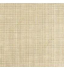 Brown cream color vertical texture stripes fine texture poly cotton main curtain