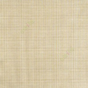 Brown cream color vertical texture stripes fine texture poly cotton main curtain