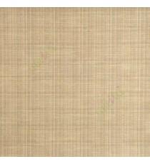 Brown beige color vertical texture stripes fine texture poly cotton main curtain