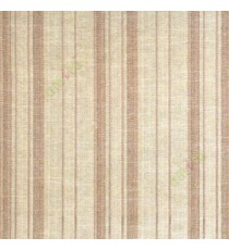 Dark brown black color vertical texture bold stripes and horizontal thin short lines polycotton main curtain
