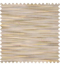 Black purple beige cream color embossed horizontal chenille stripes vertical thin lines texture surface with transparent polyester base fabric sheer curtian