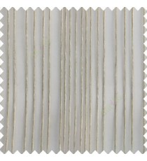 Grey color vertical stripes texture finished transparent net fabric polyester chenille sheer curtain