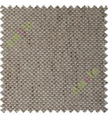 Black Brown Beige Tartan Polyester Sofa Upholstery Fabric
