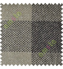 Black Brown Beige Color Solid Texture Polyester Sofa Upholstery Fabric