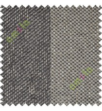 Black Brown Beige Solid Plain Texture Poly Sofa Upholstery Fabric