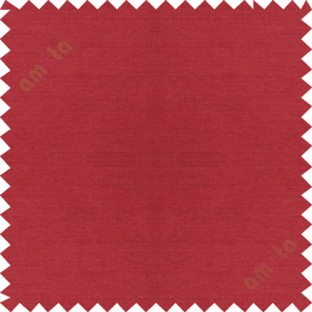 Red solid plain poly main curtain designs