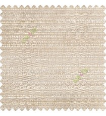Beige cream color complete texture horizontal lines texture gradients small dots weaving pattern polyester main curtain
