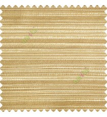 Light brown cream color complete texture horizontal lines texture gradients small dots weaving pattern polyester main curtain