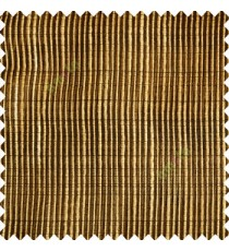 Gold black color vertical chenille soft fabric horizontal thin support lines transparent net fabric sheer curtain