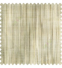 Beige grey cream color vertical chenille soft fabric horizontal thin support lines transparent net fabric sheer curtain