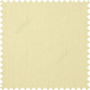 Light brown color solid plain texture background designless fabric with thick surface linen main curtain