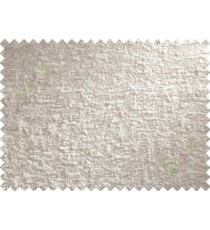Beige cream color solid texture poly sofa fabric