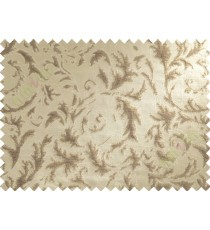 Beige beige color texture damask pattern poly sofa fabric