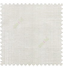 Pure white shimmer narrow gap horizontal lines premium transparent polyester base sheer curtain