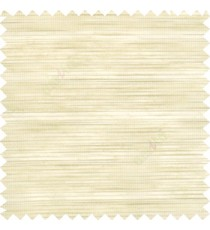 Brown cream color shimmer narrow gap horizontal lines premium transparent polyester base sheer curtain