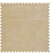 Light brown cream course jute finish horizontal and vertical lines with transparent background cotton finished polyester sheer curtain