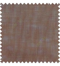 Dark brown course jute finish horizontal and vertical lines with transparent background cotton finished polyester sheer curtain