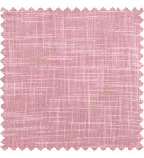 Purple cream course jute finish horizontal and vertical lines with transparent background cotton finished polyester sheer curtain