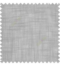 Blue and grey combination course jute finish horizontal and vertical lines with transparent background cotton finished polyester sheer curtain