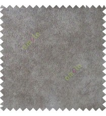 Black grey color solid texture finished surface suede and leather background texture gradients sofa fabric