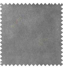 Black dark grey color solid texture finished surface suede and leather background texture gradients sofa fabric