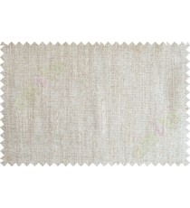 Beige Natural Jute Finish Texture Poly Sofa Upholstery Fabric