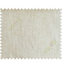 Beige Shiny Solid Plain Stripes Texture Poly Sofa Upholstery Fabric
