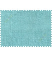 Aqua blue colour solid plain cotton main curtain designs
