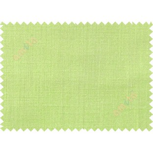 Lime green colour solid plain cotton main curtain designs