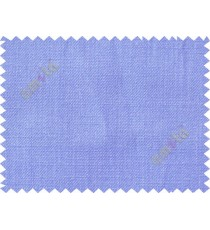 Ink blue colour solid plain cotton main curtain designs