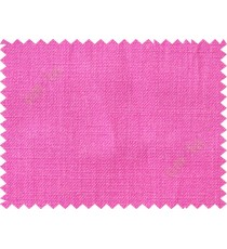 Dark pink colour solid plain cotton main curtain designs
