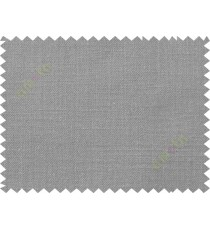 Grey colour solid plain cotton main curtain designs