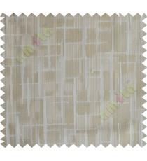 Khaki brown candi texture polycotton main curtain designs