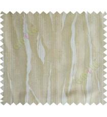 Khaki brown flowing candi polycotton main curtain designs
