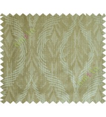 Grey green lines polycotton main curtain designs