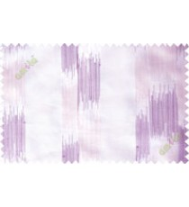 Purple beige embroidery vertical stripes poly sheer curtain designs