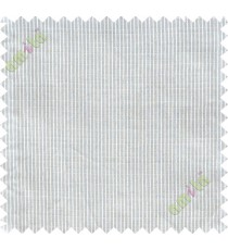 Pure white vertical thread lines poly sheer curtain designs