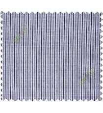 Black vertical thread lines poly sheer curtain designs