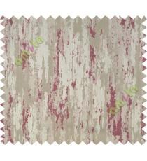 Pink beige texture contemporry polycotton main curtain designs
