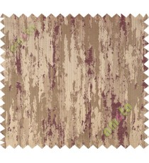 Dark purple texture contemporry polycotton main curtain designs