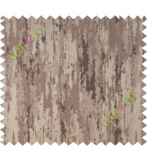 Brown grey texture contemporry polycotton main curtain designs