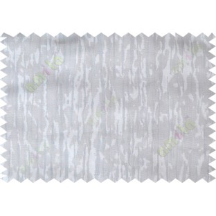 Grey black beautiful self texture poly sheer curtain designs