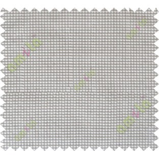 Grey beige vertical small dot chain poly sheer curtain designs