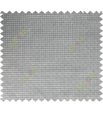Grey vertical small dot chain poly sheer curtain designs