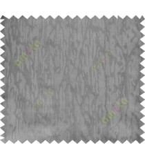Brown grey beautiful self texture poly sheer curtain designs