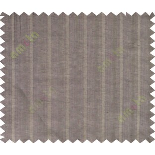 Copper black vertical stripes horizontal stripes poly sheer curtain designs