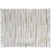 Beige brown color lightning design poly main curtain designs