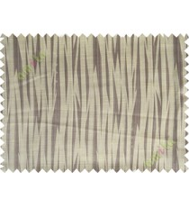 Beige grey color lightning design poly main curtain designs