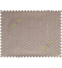 Brown purple grey color beautiful seamless retro design poly main curtain designs
